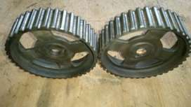 Piñones de La Ditribucin Motor 6g72 3000