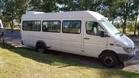 Sprinter 413 minibus ( Si la venta se realiza antes del 19/2 .. 10% de dto )