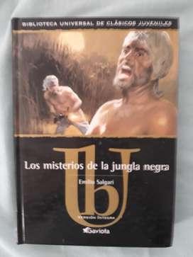 Libro El Misterio de La Jungla Negra