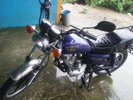 Venta de moto IGM 150