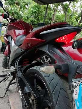 Moto gixxer 155