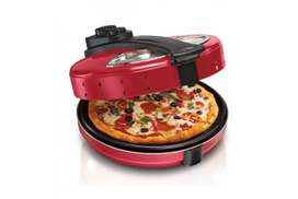 Horno de pizza Hamilton Beach 31700 Hermoso Horno de pizza, practico, durable y Portatil.
