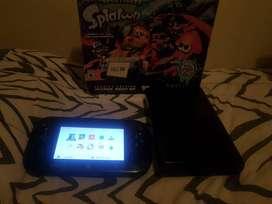 Nintendo Wii U 32gb Más de 5 Juegos Caja SOMOS TIENDA