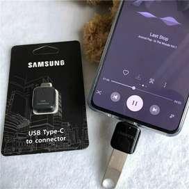 ADAPTADOR DE USB TIPO C  SAMSUNG.