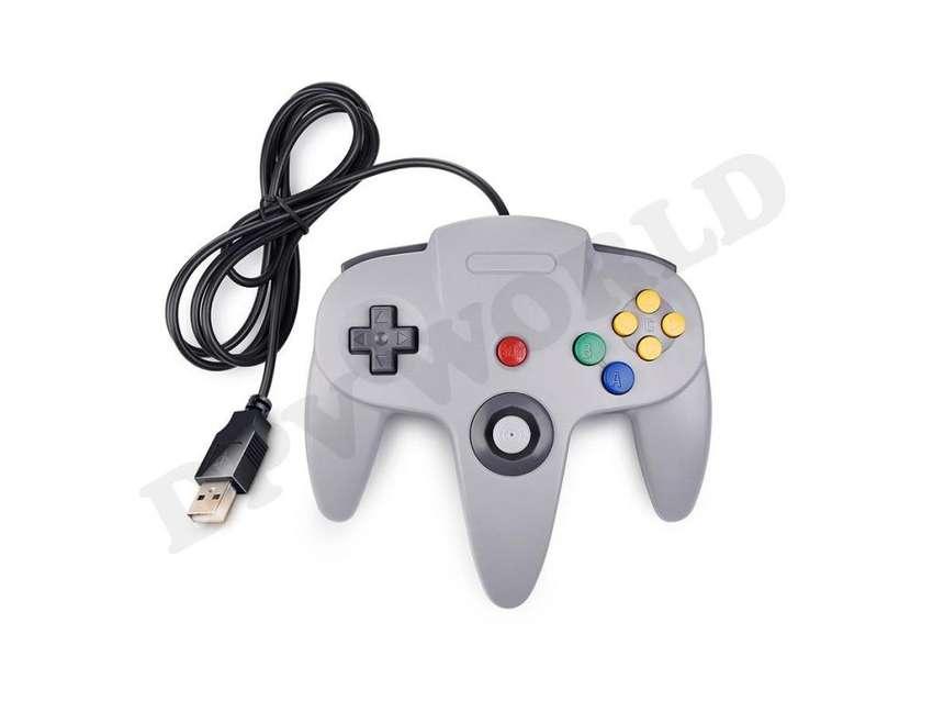 Control  para  Nintendo 64 0