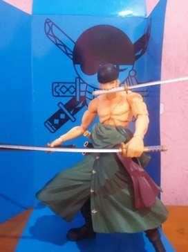 Figura articulada de animé One piece Roronoa Zoro