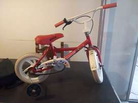 Líquido bicicleta ENRIQUE MODELO MINI rodado 12