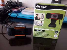 Vendo WebCam 1080p nueva