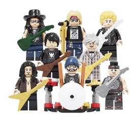 lego Guns and Roses
