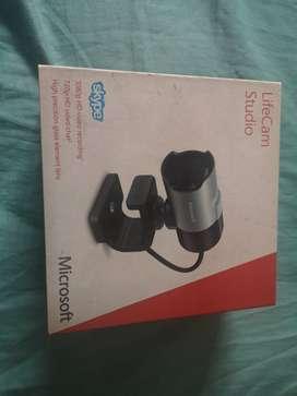 Webcam  Lifecam Studio