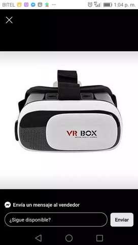 Lentes vr box  3d