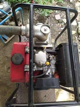 Motobomba Diesel de 7 caballos