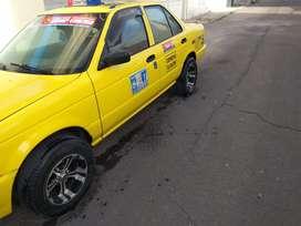 Vendo Taxi con Acciones y Derechos