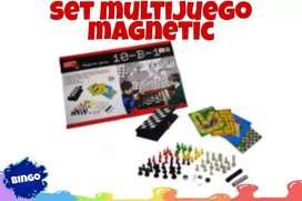 Set multijuego