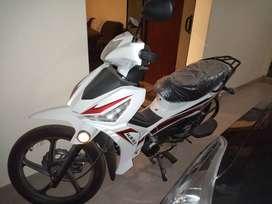 Vendo Moto Mavila