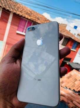 Iphone 8 Plus Blanco 64gb ¡¡PERFECTO ESTADO!!