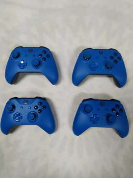 Controles Xbox one S Azules Blue