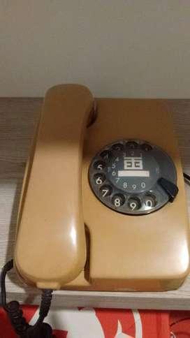 Teléfono Tradicional de Disco - Siemens.