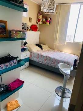 Se alquila habitación en departamento para persona sola señorita estudiante o persona independiente-CondominioenSurco