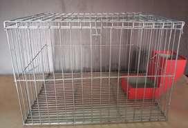 Jaula para conejo domestico