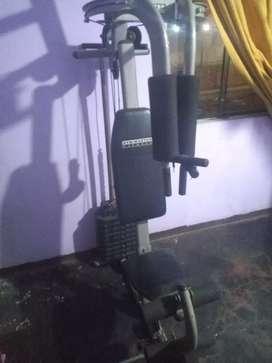 Vendo máquina de gym