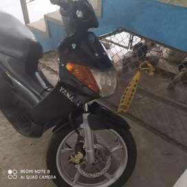 Yamaha next 115 cc excelente estadocomo nueva