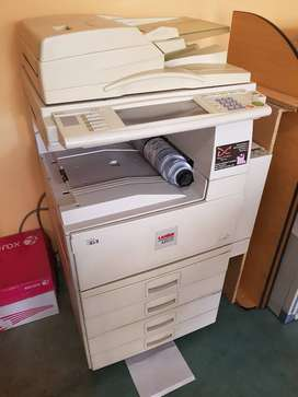 Impresora Lanier Laser, mod. Ricoh 2035