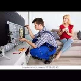 Servicio Tecnico en Television a Domicilio