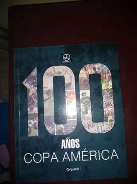 Libro: 100 años de copa América
