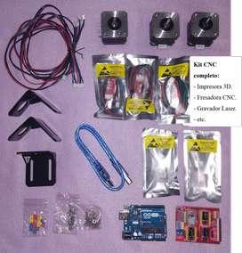 Kit CNC Completo / Arduino UNO