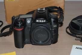 Nikon D80 Body 15000 Disparos