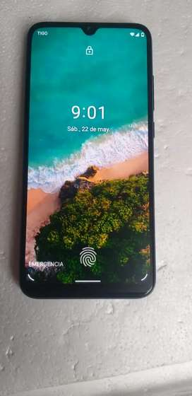 Xiaomi Mi A3 huella en la pantalla