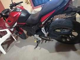 Honda cb190r 4 meses uso