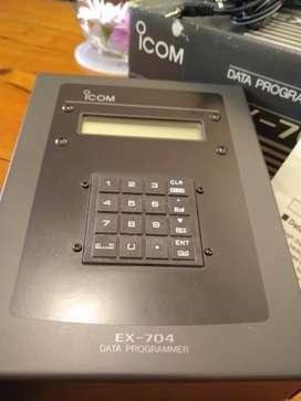 ICOM PROGRAMADOR EX-704