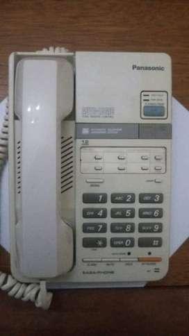 Teléfono con Contestador Panasonic