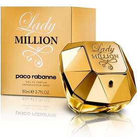 Perfume Lady Million 80ml Original