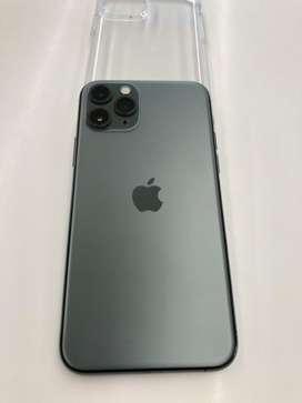 iPhone 11 Pro Verde Noche 256gb
