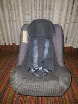 butaca reclinable para bebés y niños para automóvil