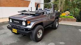 Toyota Land Cruiser 1985 SAFARI