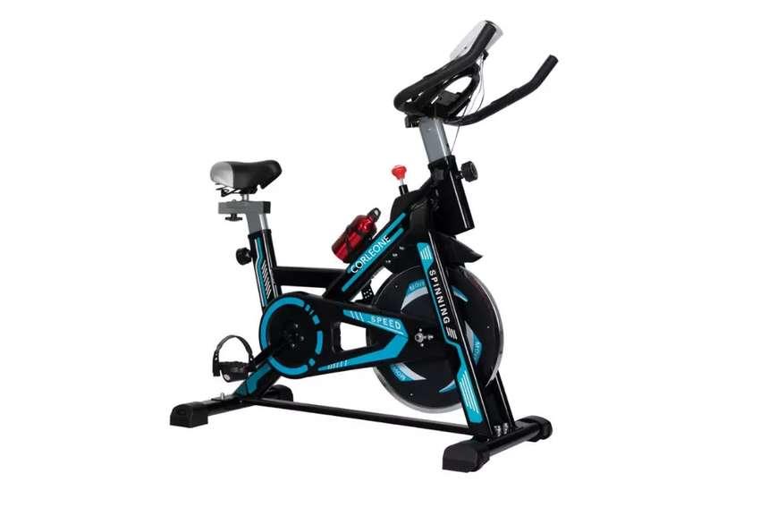 Spinning Top bike