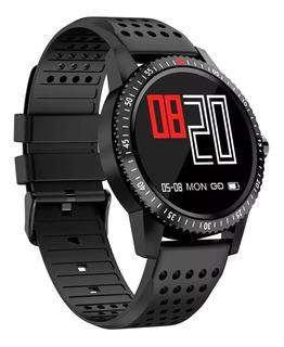 Smartwatch T1 Monitor Sueño Pulso Presión Calorías Alertas