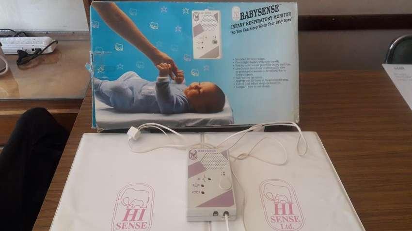 Monitor Respiratorio para Bb,cuna Y Mois 0