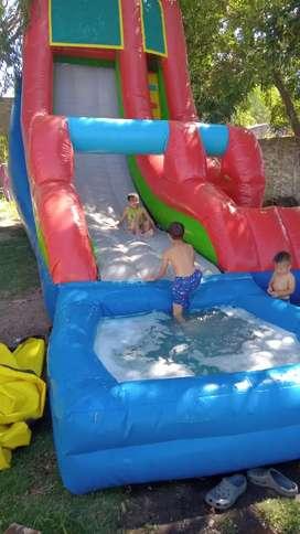 Alquiler de inflables acuaticos y multijuego