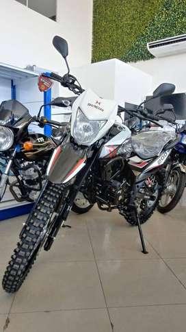 MOTO SHINERAY TODO TERRENO THOR 200 .AÑO 2020