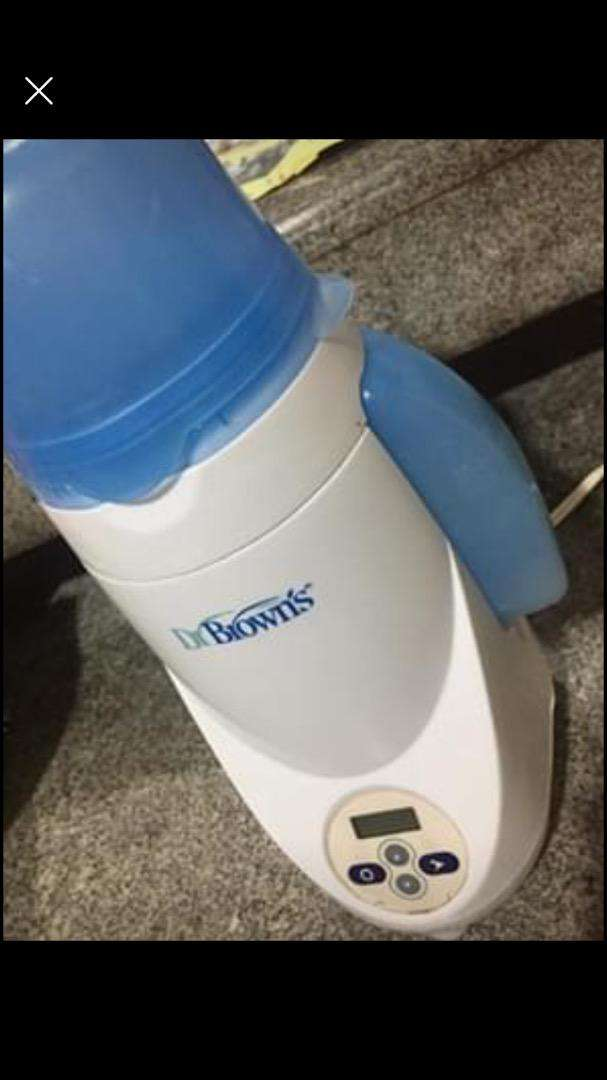 Calentador de biberones 0