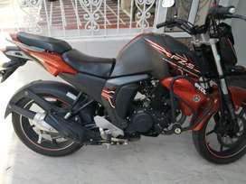 Yamaha FZ en excelente estado