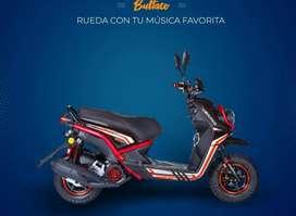Moto Bultaco.  Freedom. Monica CHIMASA