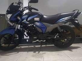 MOTO TVS STRIKER 125