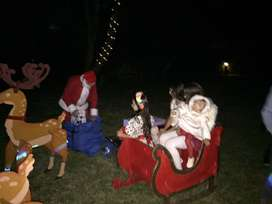 Eventos Papá Noel Empresariales