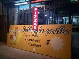 PARRIPOLLO Y EMPANADAS